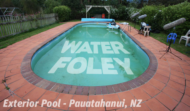 WATER FOLEY